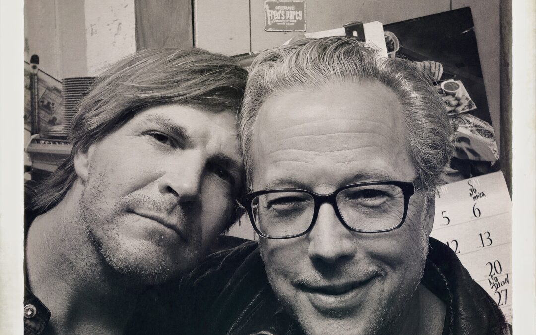 WRITING SONGS WITH RADNEY FOSTER AND JACK INGRAM